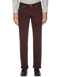 Brunello Cucinelli - Distressed Jeans - Lyst