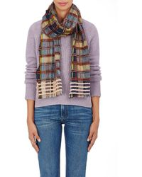 Wallace Sewell - Vernon Textured Scarf - Lyst