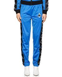 Marcelo Burlon - Tech-jersey Track Trousers - Lyst