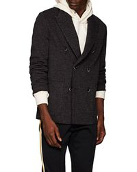 Barena - Cotton Double-breasted Sportcoat - Lyst