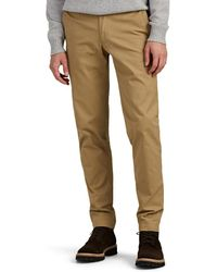 Zadig & Voltaire - Cotton Twill Slim Trousers - Lyst