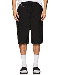 Chapter - Stretch-wool Drawstring Shorts - Lyst
