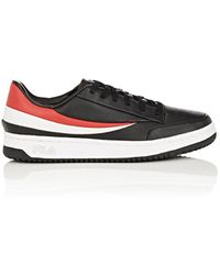 new product f3b2f ae48a Fila - Bny Sole Series Original Tennis Leather Sneakers - Lyst