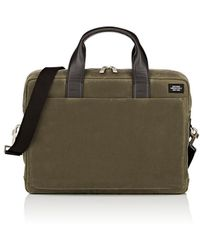 Jack Spade - Waxwear Commuter Briefcase - Lyst