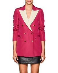 Blazé Milano - Everyday Silk Faille Blazer - Lyst