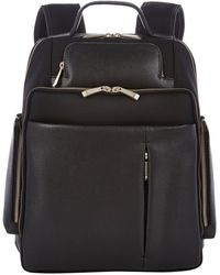 Barneys New York - Saffiano Leather - Lyst