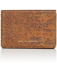 Want Les Essentiels De La Vie - Lambert Leather Card Case - Lyst