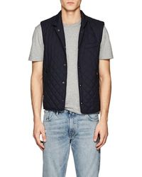 Ralph Lauren Purple Label - Gerhardt Lightweight Tech-fabric Vest - Lyst