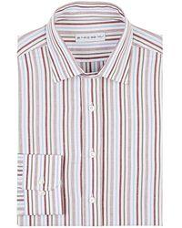 Etro | Striped Cotton Shirt | Lyst