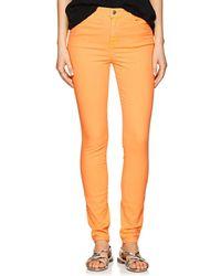 J Brand - Maria High-rise Skinny Jeans - Lyst