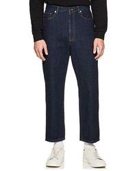 Christopher Kane - Drop-rise Crop Jeans - Lyst