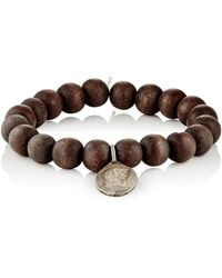 Miracle Icons - Beaded Charm Bracelet - Lyst