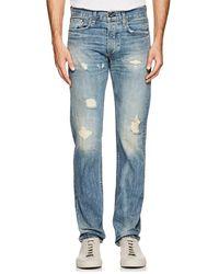 Rag & Bone - Fit 2 Slim Jeans - Lyst
