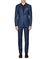 Pal Zileri - Neat Super 150s Wool Two-button Suit - Lyst