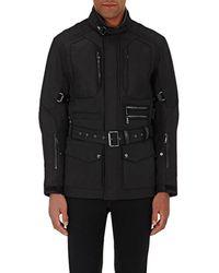 Ralph Lauren Black Label Oxford Touring Jacket