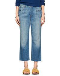 J Brand - Ivy High-rise Crop Jeans - Lyst