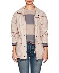 NSF - Loki Cotton Twill Jacket - Lyst