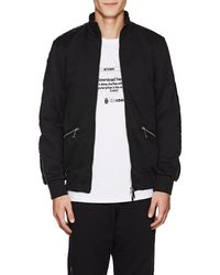 Blood Brother - web Cotton-blend Track Jacket - Lyst