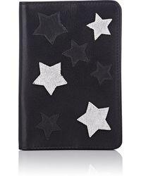 Barneys New York - Leather Passport Case - Lyst