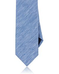 Barneys New York - Textured Linen - Lyst