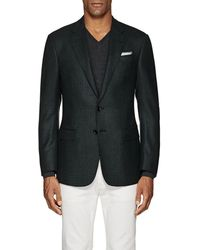 Giorgio Armani - Virgin Wool Two-button Sportcoat - Lyst