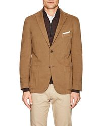 Boglioli - k Jacket Cotton Two-button Sportcoat - Lyst