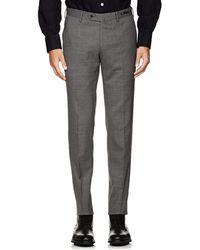 PT01 - Wool Super-slim Trousers - Lyst