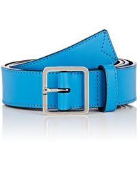 CALVIN KLEIN 205W39NYC - Leather Belt - Lyst