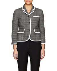 Thom Browne | Down-quilted Cashmere Three | Lyst