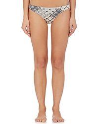 Eberjey - Valentina Kaleidoscope-print Bikini Bottom - Lyst