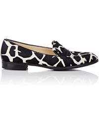 Sarah Flint - Alysia Calf Hair Loafers - Lyst
