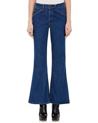 Icons - Flared Jeans - Lyst