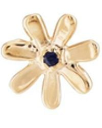 Barneys New York - Sapphire Daisy Stud Earring - Lyst