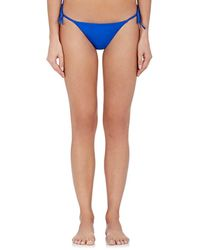 Solé East - Cali Reversible String Bikini Bottom - Lyst