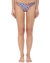 Red Carter - Laurel Canyon Reversible Bikini Bottom - Lyst