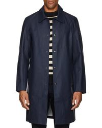 Stutterheim - Vasastan Cotton-blend Raincoat - Lyst