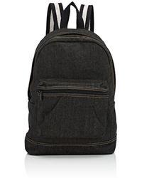 Barneys New York - Denim Backpack - Lyst