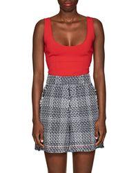 Nina Ricci - Compact Knit Top - Lyst