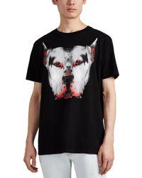 e18dcd3d9193 KENZO White Dancing Hot Dog T-shirt in White for Men - Lyst