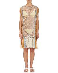 A Peace Treaty - Kassena Crocheted Cotton Cover - Lyst