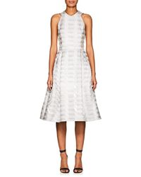 Mary Katrantzou - Trinket Fit & Flare Dress - Lyst