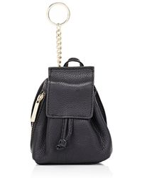 Barneys New York - Backpack Coin Purse - Lyst