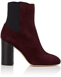 Rag & Bone - Agnes Suede Ankle Boots - Lyst
