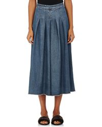 Robert Rodriguez - Pleated Gaucho Trousers - Lyst