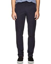 Zadig & Voltaire - Patrick Cotton Twill Slim-fit Chinos - Lyst