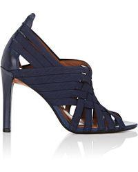 10 Crosby Derek Lam - Janet Leather Multi-strap Sandals - Lyst