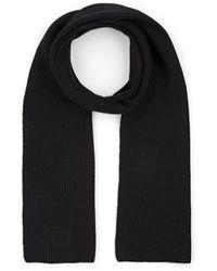 Barneys New York - Rib-knit Cashmere Scarf - Lyst