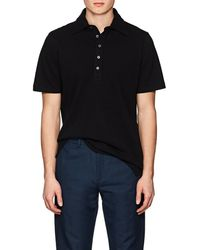 Piattelli - Cotton Polo Shirt - Lyst