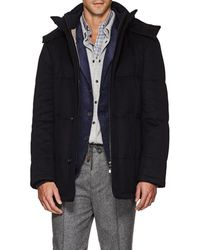Barneys New York - Bramante Water-repellent Cashmere Coat - Lyst
