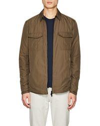 Barneys New York - Four-pocket Tech-fabric Jacket - Lyst